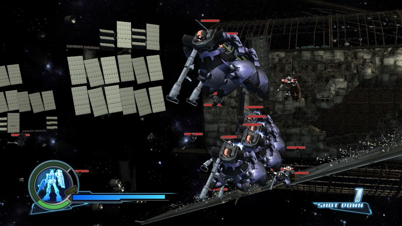 Dynasty Warriors: Gundam screenshot