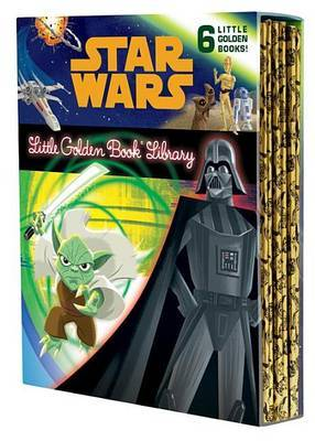 The Star Wars Little Golden Book Library by Various ~ image