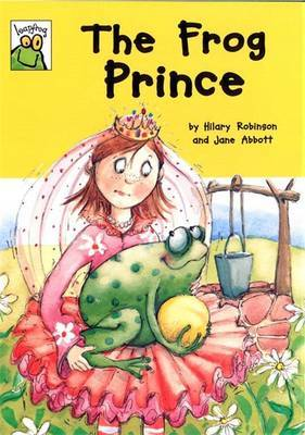 The Frog Prince by Hillary Robinson image