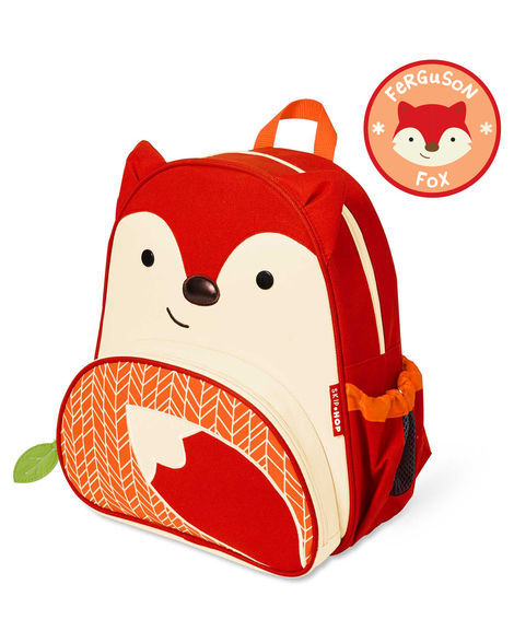 Skip Hop: Zoo Backpack - New Fox image