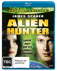 Alien Hunter on Blu-ray