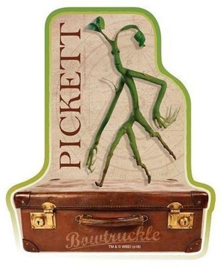 Fantastic Beasts: Travel Sticker 3 Pickett