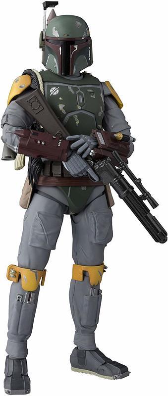 Star Wars: Boba Fett - S.H.Figuarts Figure