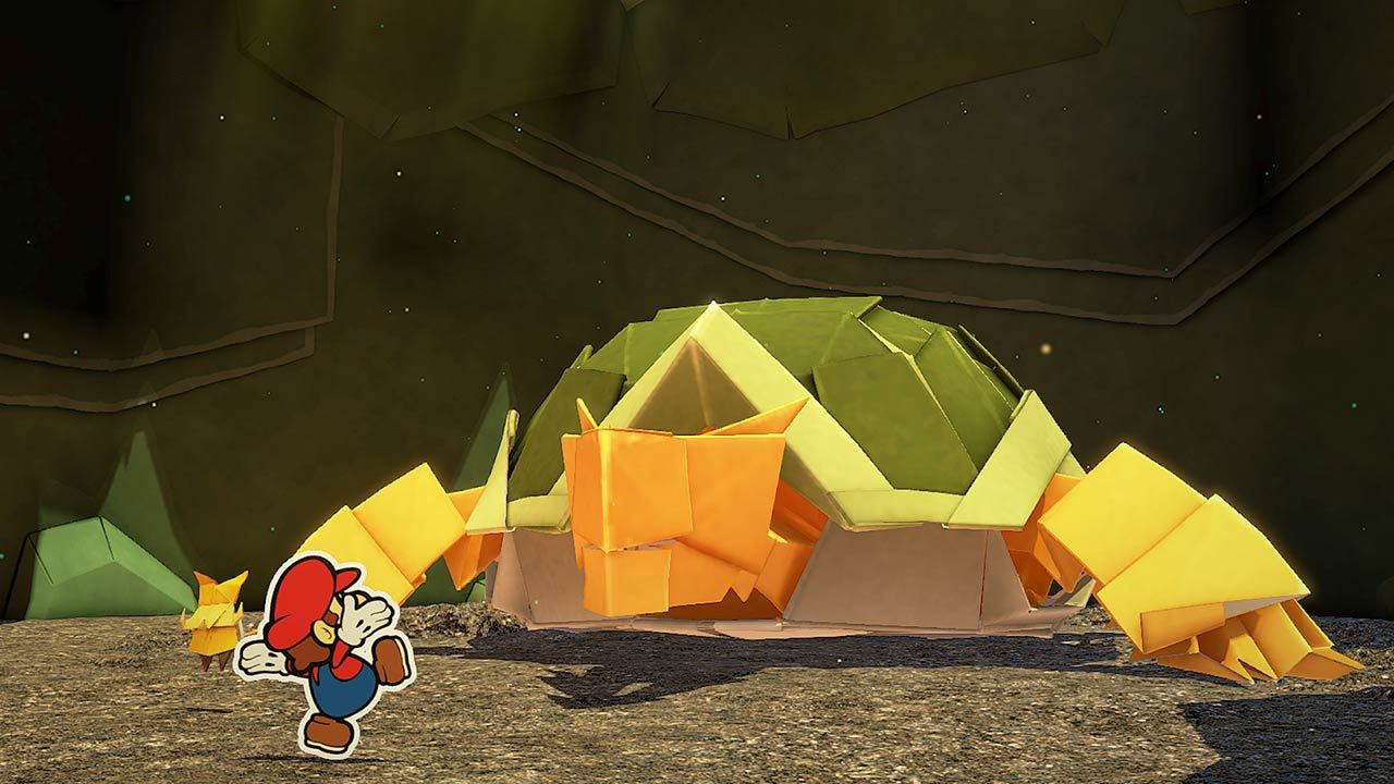 Paper Mario: The Origami King for Switch image