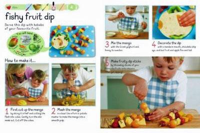 Children's First Cookbook by Annabel Karmel image