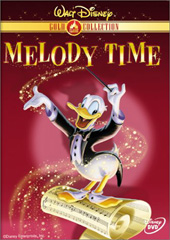 Melody Time (1948) on DVD