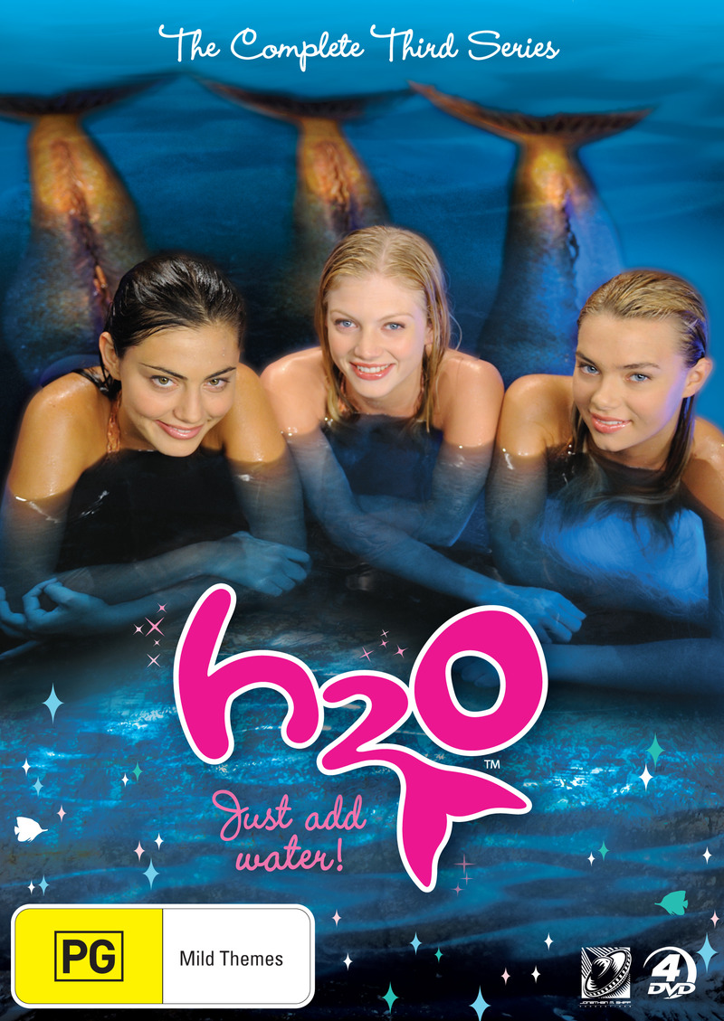 h2o just add water the complete third series dvd buy