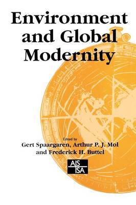 Environment and Global Modernity by Gert Spaargaren image