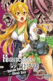Highschool of the Dead: v. 7 by Daisuke Sato