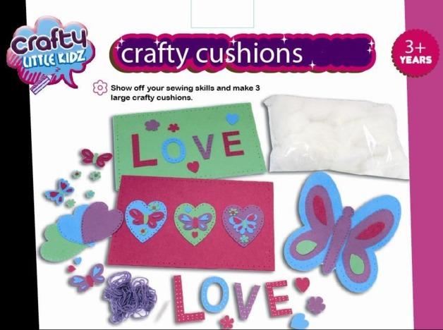 Crafty Kidz Trunk Cushion