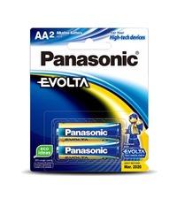 Panasonic Evolta AA Batteries - 2 Pack