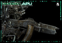 1/12 Matrix APU (Armored Personnel Unit) PVC Figure image