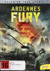 Ardennes Fury on DVD