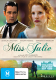 Miss Julie DVD