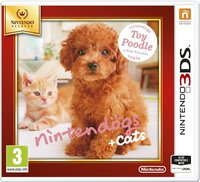 Nintendogs + Cats: Toy Poodle & New Friends (Selects) for Nintendo 3DS