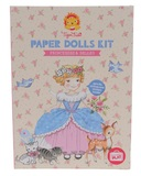 Tiger Tribe: Paper Dolls Kit - Princesses & Belles