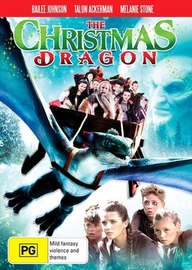 The Christmas Dragon on DVD