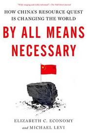 By All Means Necessary by Elizabeth C Economy