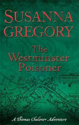 The Westminster Poisoner by Susanna Gregory image