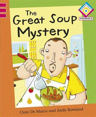 The Great Soup Mystery by Clare De Marco image