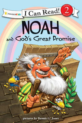 Noah and God's Great Promise image