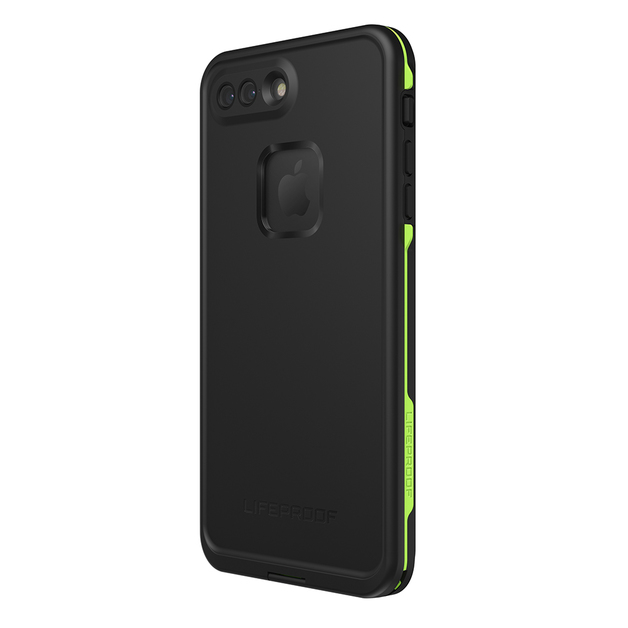 LifeProof Fre Case for iPhone 7 Plus/8 Plus - Black Lime