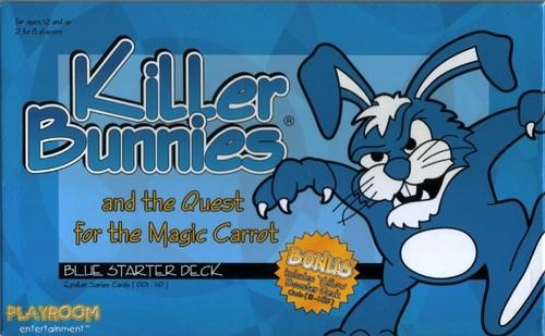 Killer Bunnies - Quest Blue Starter Deck