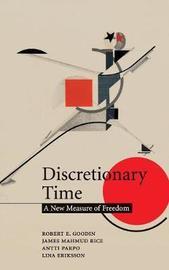 Discretionary Time by Robert E Goodin image