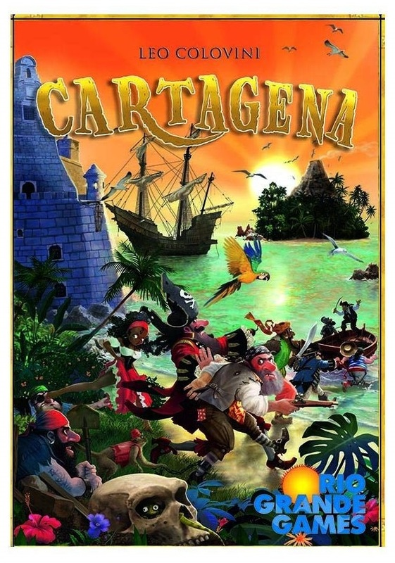 Cartagena - 2nd Edition