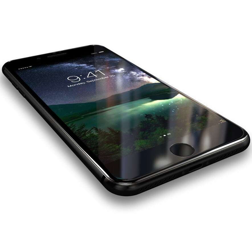 Kase Edge Night Screen Protector- iPhone 8 image