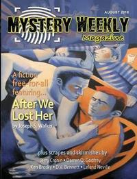 Mystery Weekly Magazine by Jerry Cronin