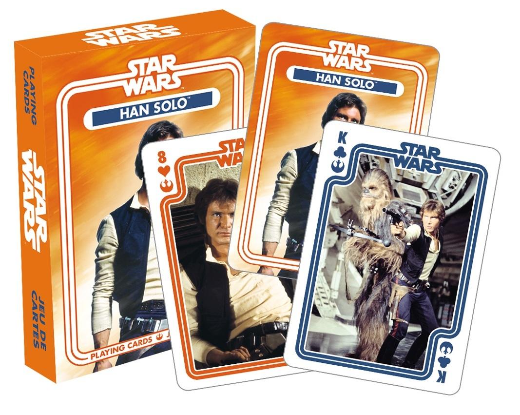 Star Wars: Playing Card Set - Han Solo image