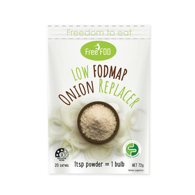 FreeFOD Low FODMAP Onion Replacer 72g
