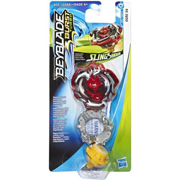 Beyblade Burst: Slingshock Single - Ogre O4