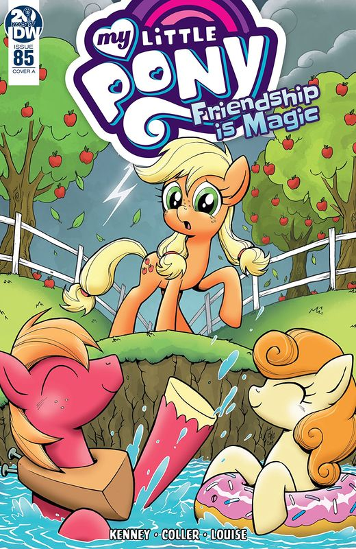 My Little Pony: Friendship Is Magic - #85 (Cover A) by Mary Kenney