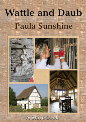 Wattle and Daub by Paula Sunshine image