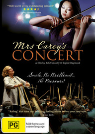 Mrs Carey's Concert on DVD