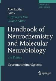 Handbook of Neurochemistry and Molecular Neurobiology image