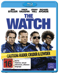 The Watch on Blu-ray