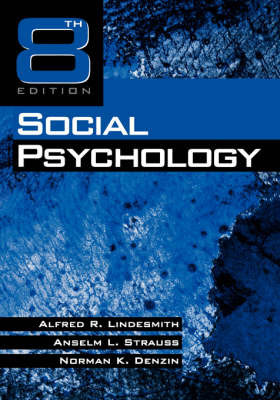 Social Psychology by Alfred R. Lindesmith