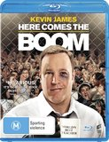 Here Comes the Boom on Blu-ray