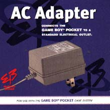 Gameboy AC Adaptor