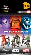 Disney Infinity 3.0: Toy Box Game Piece Package Takeover for
