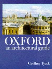 Oxford by Geoffrey Tyack