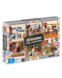 Britannia Film Collection Volume 1 on DVD