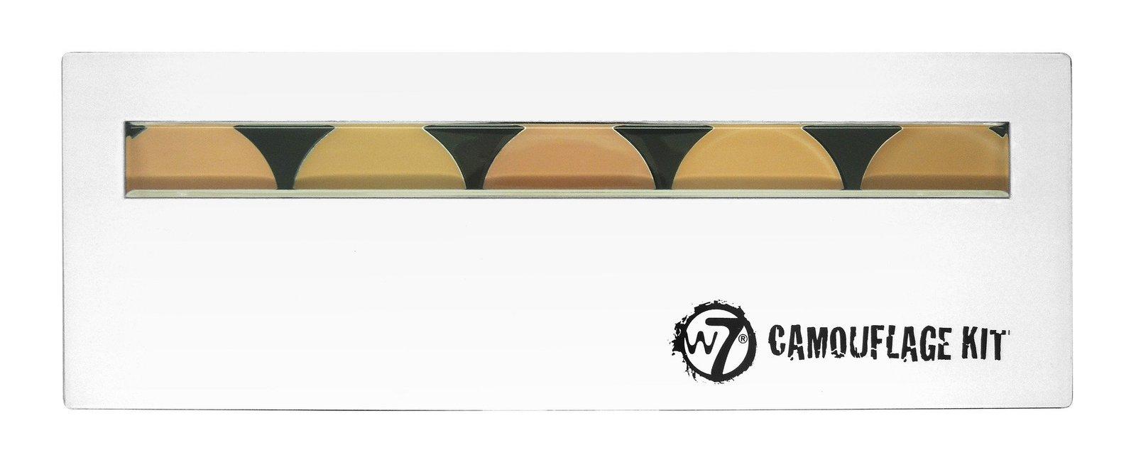 W7 Camouflage Kit Concealer image
