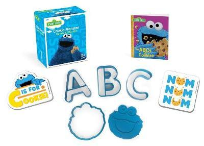 Sesame Street: Cookie Monster Cookie Cutter Kit by Sesame Workshop image