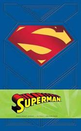 Superman Hardcover Ruled Notebook by Daniel Wallace