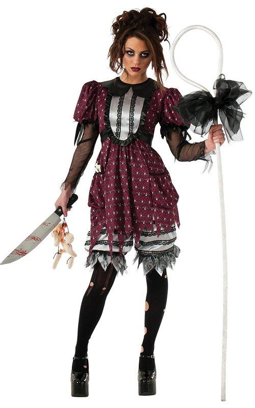 Little Bo Creep - Ladies Costume (Large)