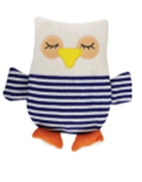 Wicked Sista Silicone Beads Heat Pack Animals Owl